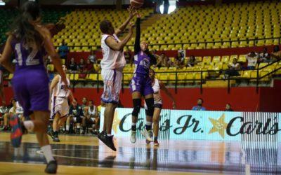 Aguilas elimina a las Universitarias y se mete a las semifinales de la LPBF
