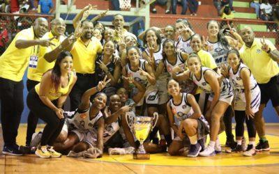 Las Correcaminos ganan su segundo título de la LPBF
