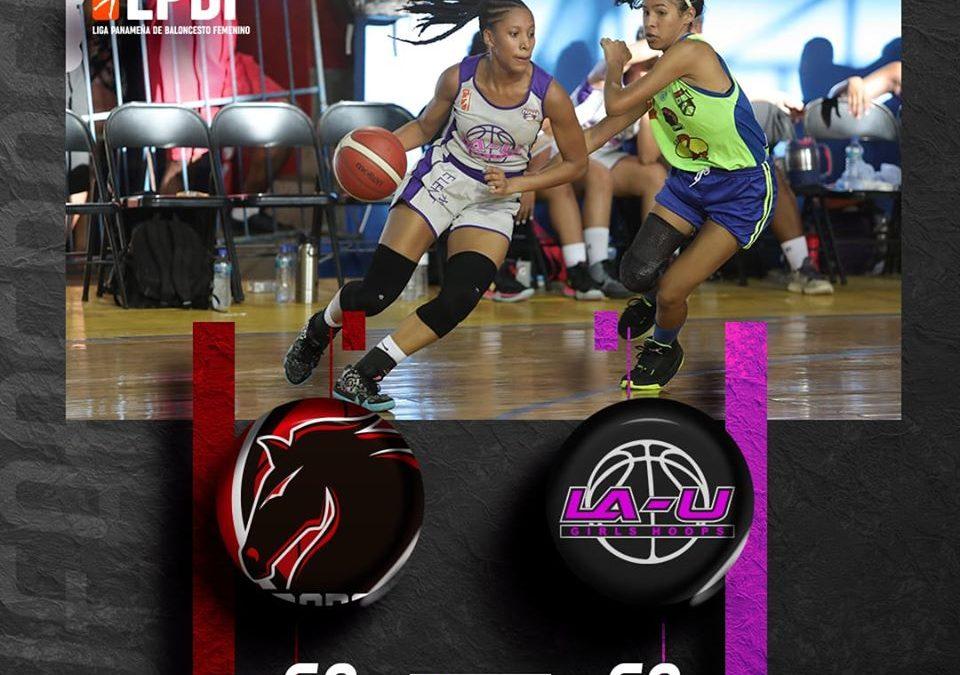 Universitarias y Correcaminos ganan en la tercera jornada de la LPBF.