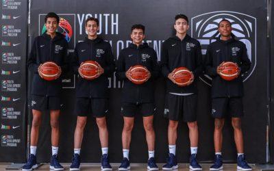 Finaliza el YDP Elite Camp de México con la selección del quinteto ideal.