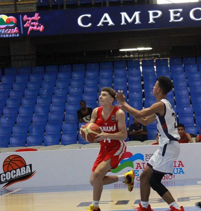 Primer triunfo de Panamá en el Centroamericano Masculino Sub-14
