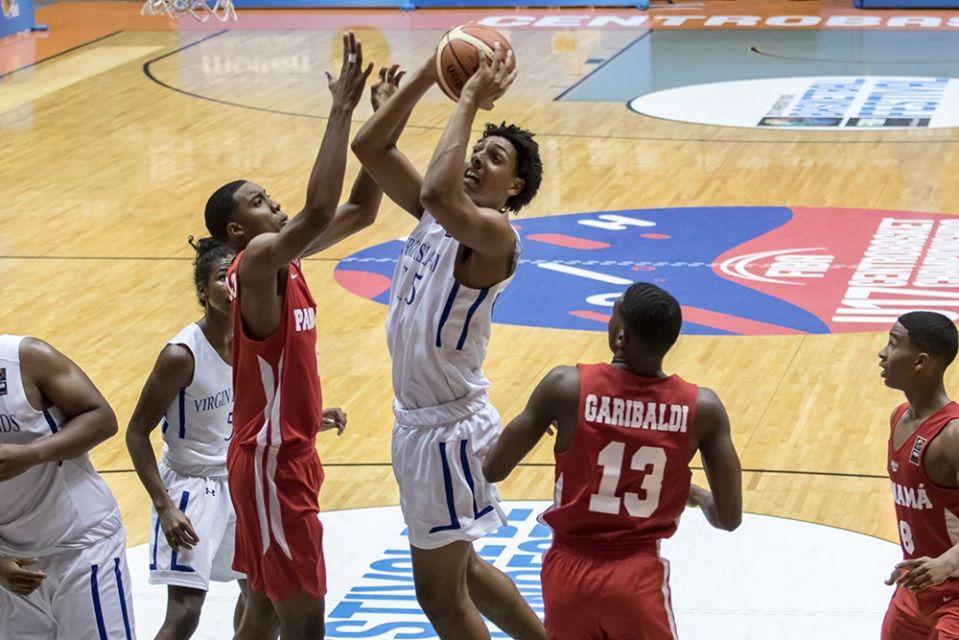 Panamá le gana a Islas Vírgenes y se queda con el quinto lugar del Centrobasket U17