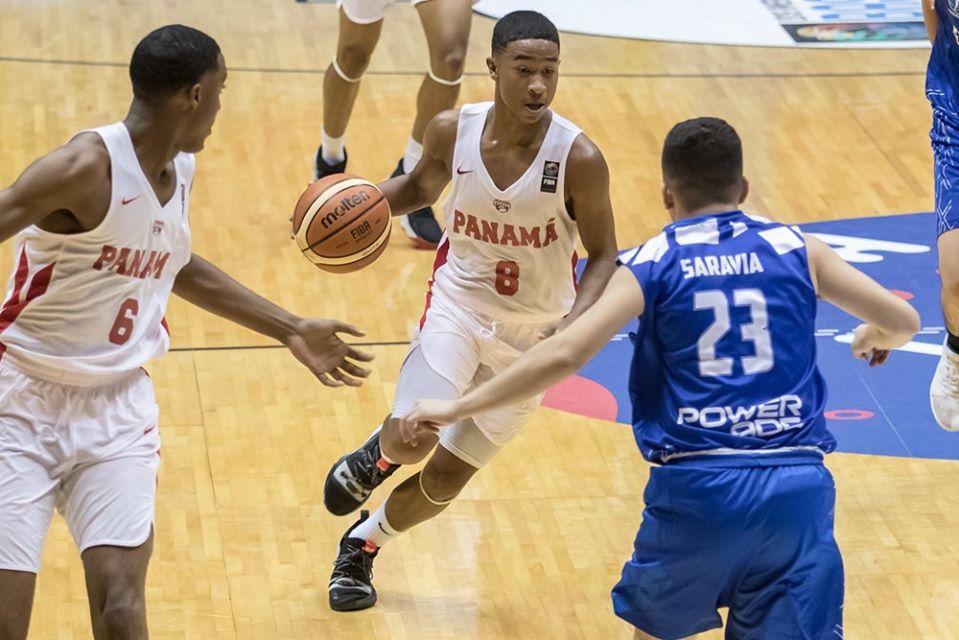 Panamá supera a El Salvador en el Centrobasket U17