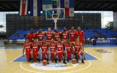 Panamá clasifica al Centrobasket y gana la medalla de Oro en el Centroamericano Sub-14 Masculino