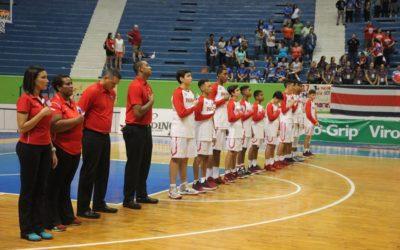 Panamá defenderá su título en el  Campeonato Centroamericano Masculino Sub-14 en Nicaragua