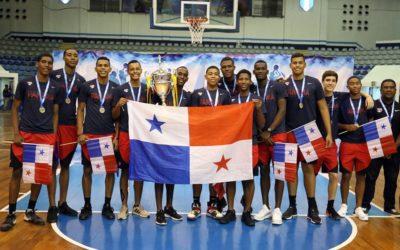 Panamá ocupó el segundo lugar del Torneo Centroamericano Masculino U16