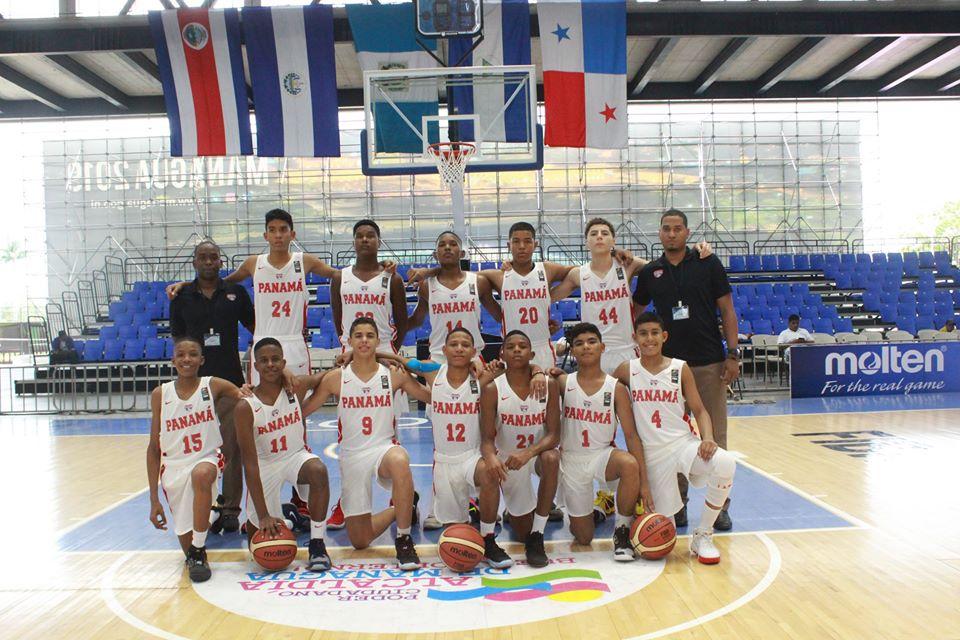 Panamá se apunta su segunda victoria del Centroamericano Sub-14 Masculino.