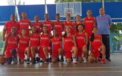 Preselección Femenina se prepara para el Centroamericano U15 de Hermosillo