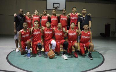 Panamá ya cuenta con sus 12 Gladiadores para el Centroamericano Sub-14 Masculino