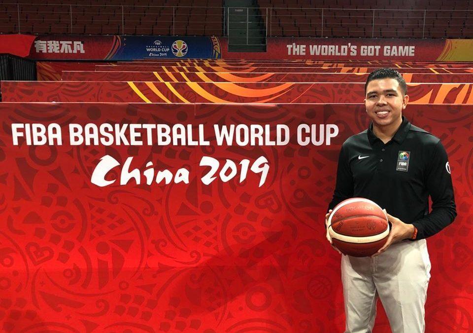 Mañana domingo debutará el árbitro panameño Julio Anaya Freile, en el Mundial de China – 2019