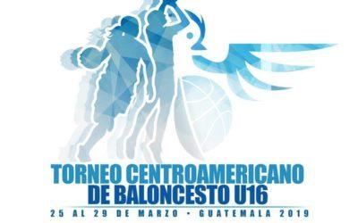 Los doce gladiadores están listos para el Centroamericano Sub-16 Masculino