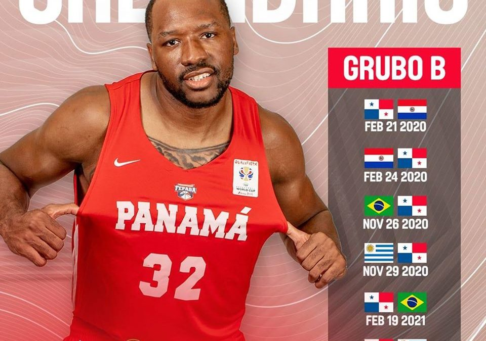 Selección Nacional Mayor participará en el Grupo B de los Clasificatorios del FIBA AmeriCup – 2021