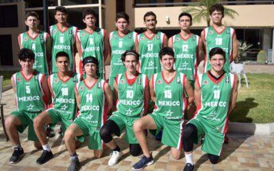 Dominicana y México se mantienen invictos en el Centrobasket U15