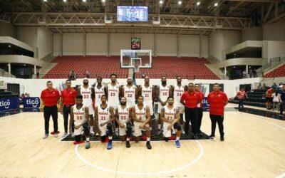 Panamá cuenta con sus 12 jugadores para la segunda ventana de los clasificatorios al FIBA AmeriCup 2022.