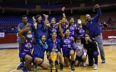 La U-Girls Hoops se alzan con el título en la LPBF U16