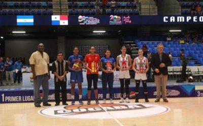 Premiación del Campeonato Centroamericano Sub-14 Masculino y Femenino – 2019