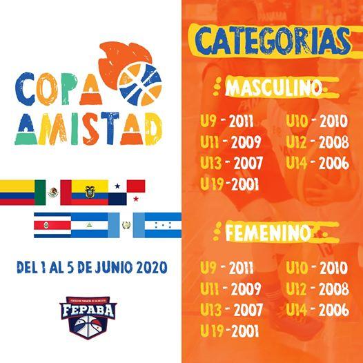 Copa Amistad – 2020
