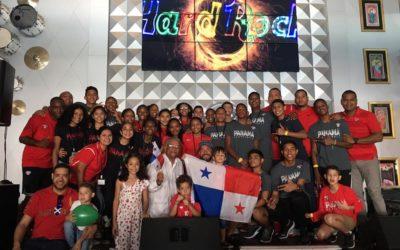 Invitación de Hard Rock Cafe Managua a nuestras Selecciones Sub-14