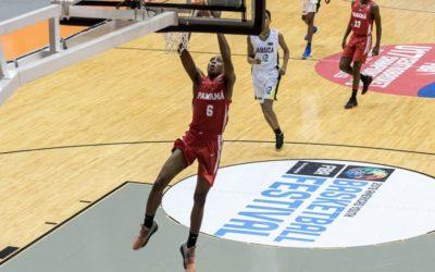Panamá se apunta su primer triunfo en el Centrobasket U17 en la «Isla del Encanto».