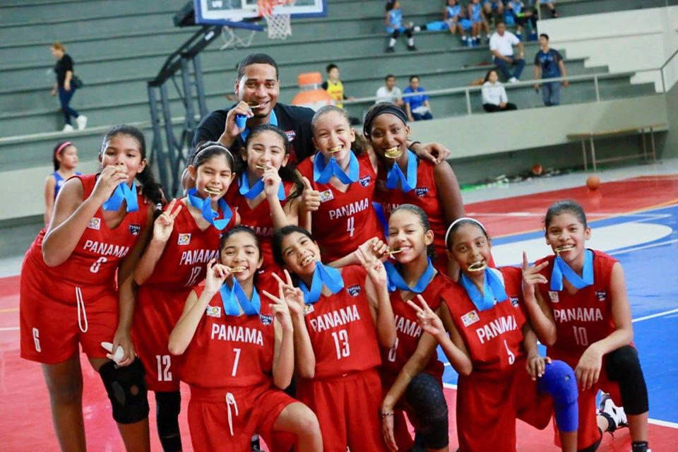 Copa Amistad – 2019 del Campeonato de Mini Baloncesto Femenino