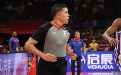 El árbitro panameño Julio Anaya Freile participará en el encuentro entre Alemania y la Rep. Dominicana en el Mundial de China – 2019