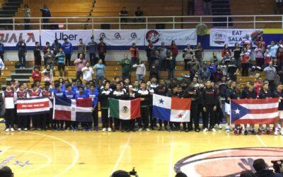 Puerto Rico y México parten por delante en el Centrobasket U15
