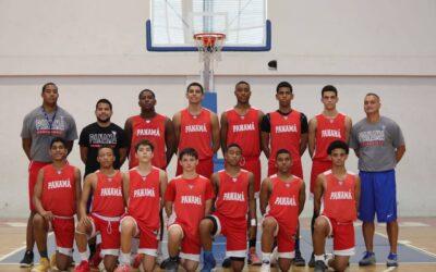 Los 12 Gladiadores rumbo al Centrobasket U15