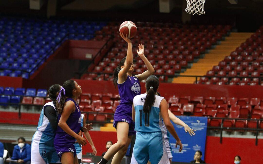 La-U Girls Hoops lideran invictas la LPBF U-16