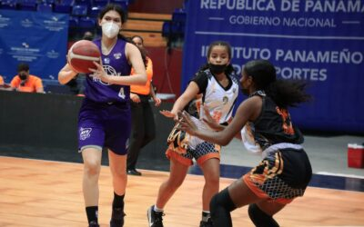 La-U Girls Hoops logran primer triunfo en la segunda semana de la LPBF U16.