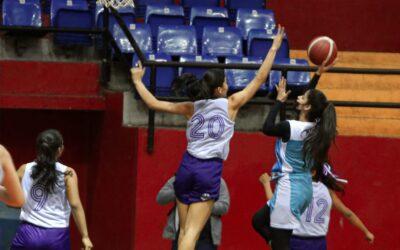 Panteras le quita el invicto a La-U Girls Hoops en la LPBF U16