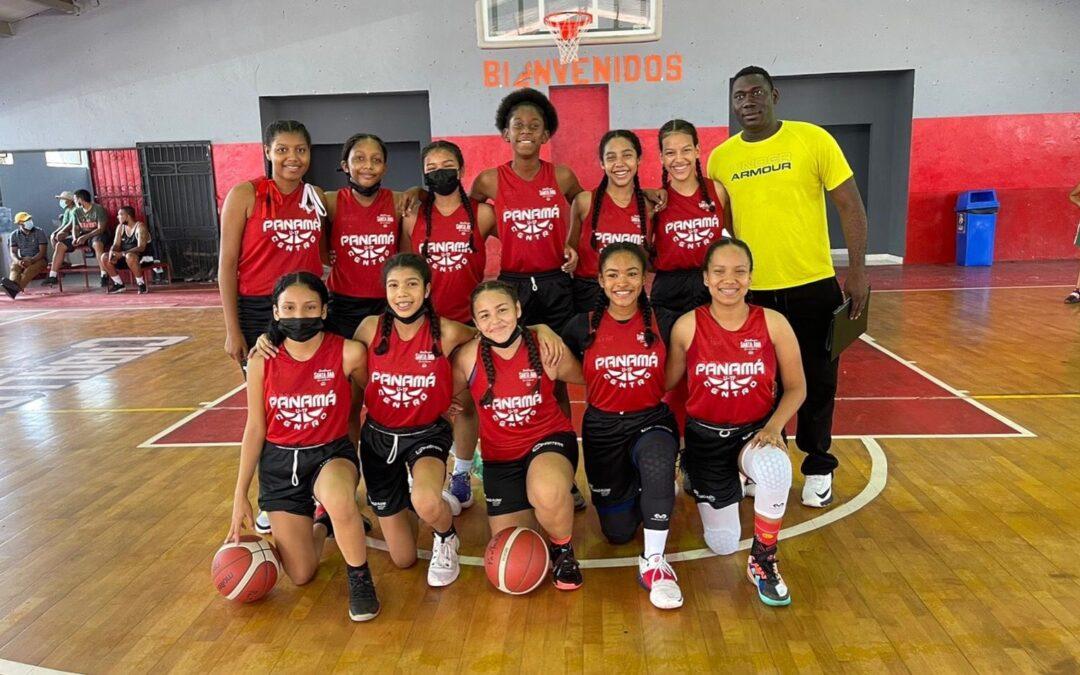 Herrera, Panamá y San Miguelito siguen invictas en el Campeonato Nacional de Baloncesto Femenino U17