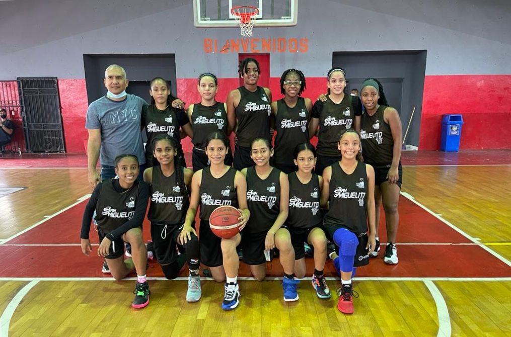 Colón ante Panamá y Herrera frente a San Miguelito en las Semifinales del Campeonato Nacional de Baloncesto Femenino U17