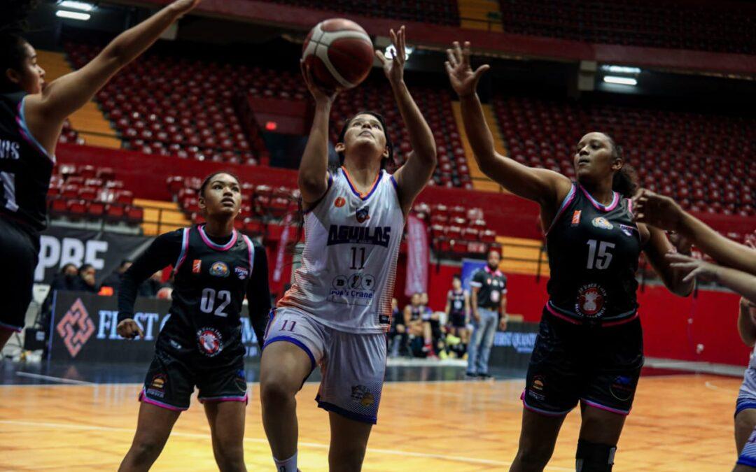Las Aguilas de Rio Abajo logran su segundo triunfo en la LPBF