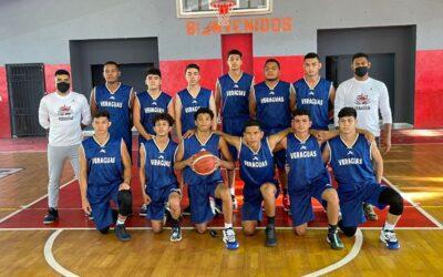 Colón A frente a Veraguas y Panamá ante San Miguelito, en las Semifinales del Campeonato Nacional de Baloncesto Masculino U17